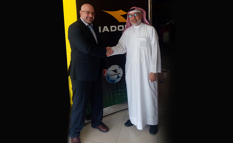 Falcons Soft Scores New Bahrain Clients Shoot Sports and Diadora