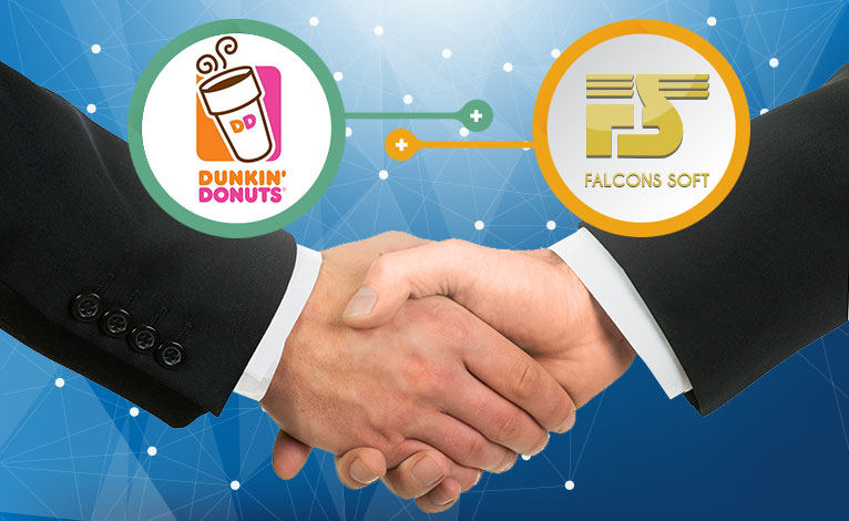 Dunkin' Donuts in Bahrain is our new friend!